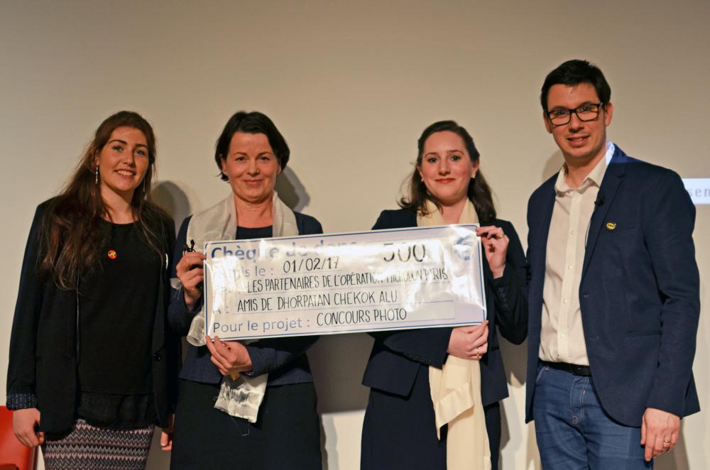 Soirée microDON – Merci à la Fondation Macif !