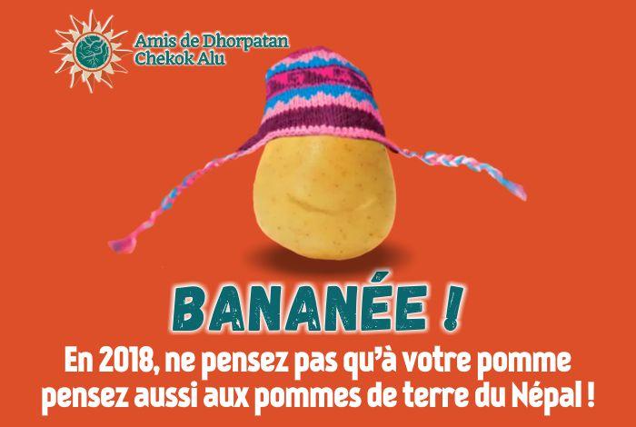 BANANÉE 2018 A TOUS !