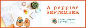 A peppier September !